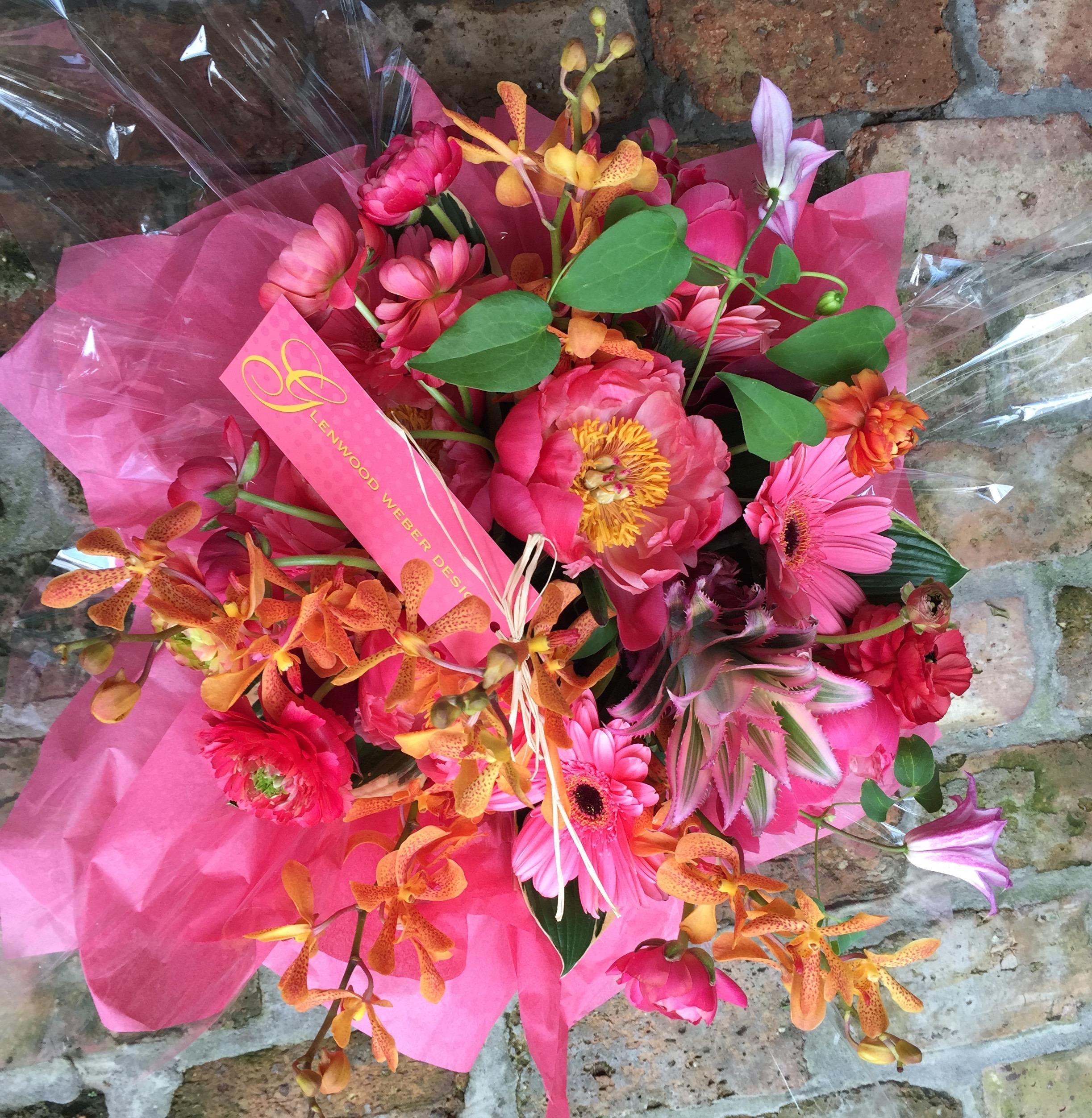 FLOWERS - GLENWOOD WEBER DESIGN :: HOUSTON, TX