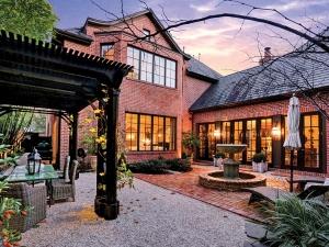 Houston Courtyard Garden Landscape Design Rennovation