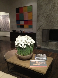 Paper Whites Narcissus papyraceus Coffee Table Home Decor