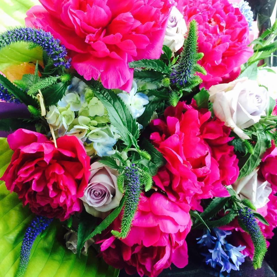 Peonies Summers Power Flower Glenwood Weber Design