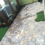 Dog Friendly Artificial Sod Install